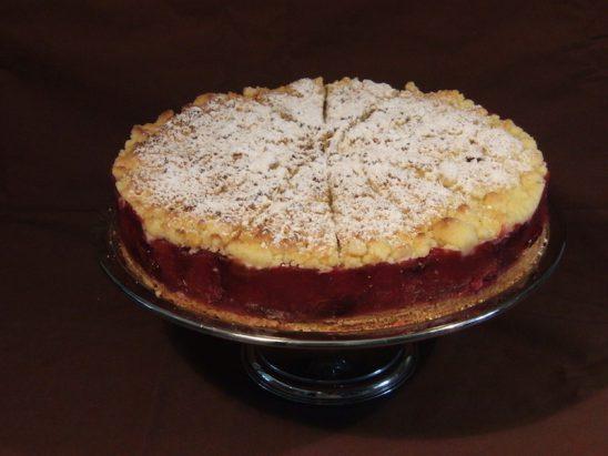 Pflaumen-Streusel Torte