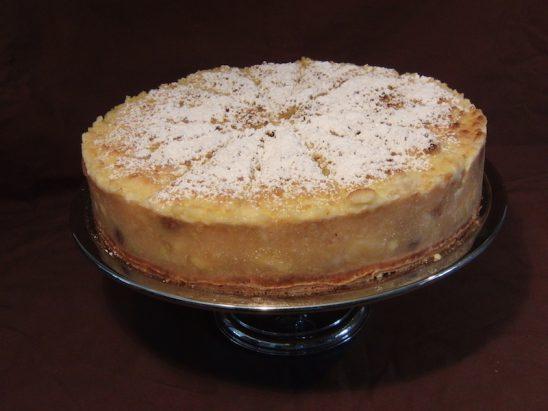 Apfelstreusel Torte